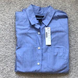 Jcrew NWT Button Down Shirt